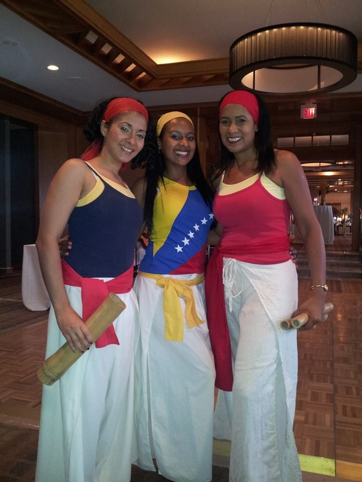 Folkmoot 2018 will be Viva Venezuela
