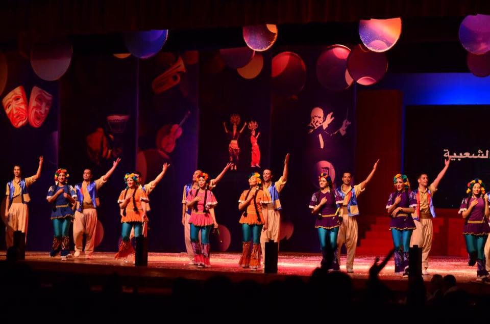 National Folkloric Dance Troupe of Egypt