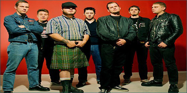 Dropkick Murphys Interview