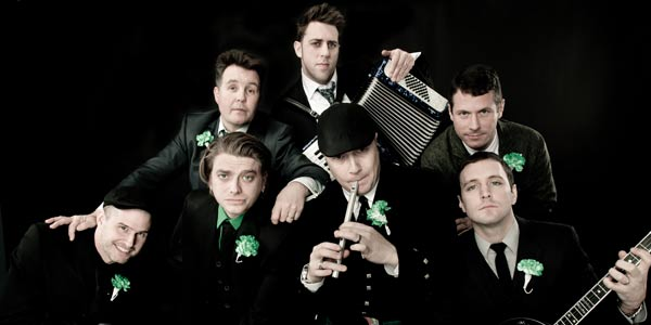 Dropkick Murphys St Patricks Day tour