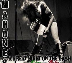 The Mahones Live in Italy