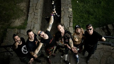 Photo of The Real McKenzies Western Canada Tour