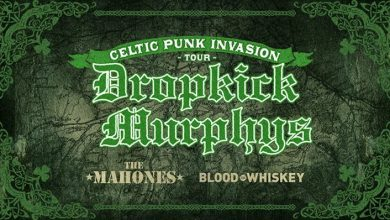 Photo of Dropkick Murphys Celtic Punk Invasion Tour