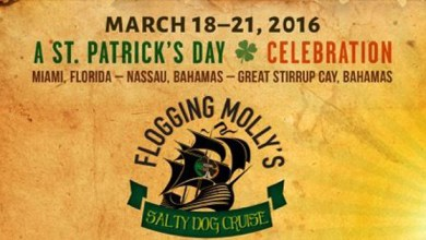 Photo of Flogging Molly Announce Bands For 2016 Salty Dog Cruise