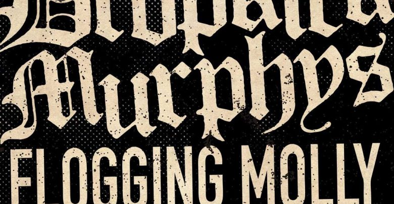 Flogging Molly Dropkick Murphys Tour