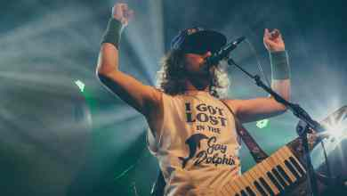 Photo of Oh Wow! Alestorm At The Tivoli Theater In Dublin.