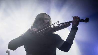Photo of Photos: Ne Obliviscaris And Sarah Longfield