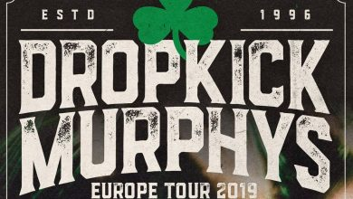Photo of Dropkick Murphys Announce June 2019 Europe Shows.