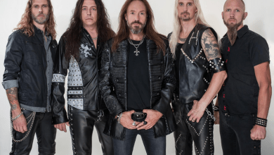 Photo of Hammerfall Reveal New Album Details And Release Date.