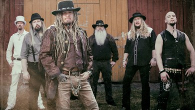 Photo of Korpiklaani Release Lyric Video For 'Pivo Pivo' Featuring Meri Tadic