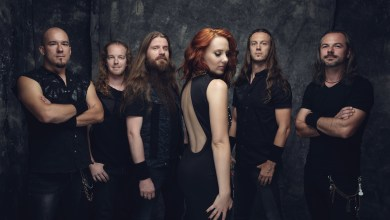 "Photo of Epica Debuts Lyric Video For ""Kingdom of Heaven"""