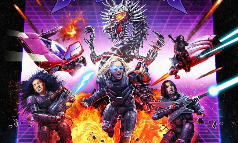 DragonForce Extreme Powermetal Album Cover