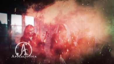 "Photo of Apocalyptica To Release New Album ""CELL-0"""