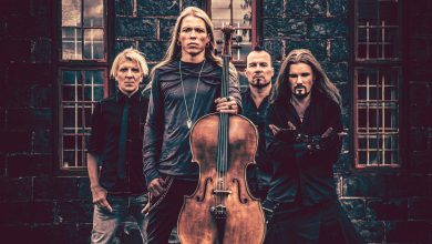 "Photo of Perttu Kivilaakso Talks About Upcoming Apocalyptica Album, ""Cell-0"""