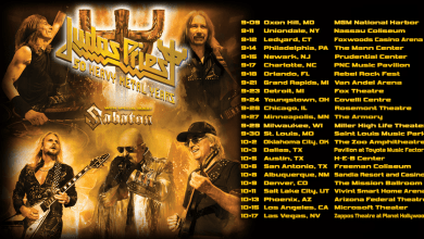 Photo of Judas Priest Announce 50th Anniversary Tour With Sabaton