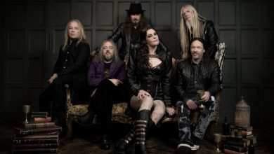 "Photo of Nightwish Release Second Single, ""Harvest"""
