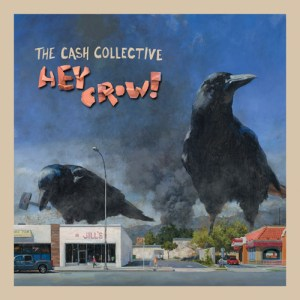 Hey Crow Album Cover