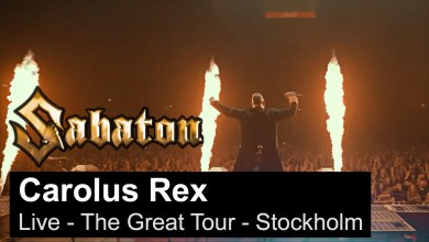 "Photo of Watch: Sabaton + Apocalyptica – ""Carolus Rex"""