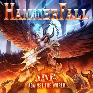 Hammerfall Live DVD Interview