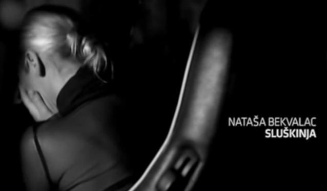 Natasa Bekvala iz spota sluskinja