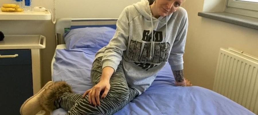 donna ares u bolnici hemoterapija