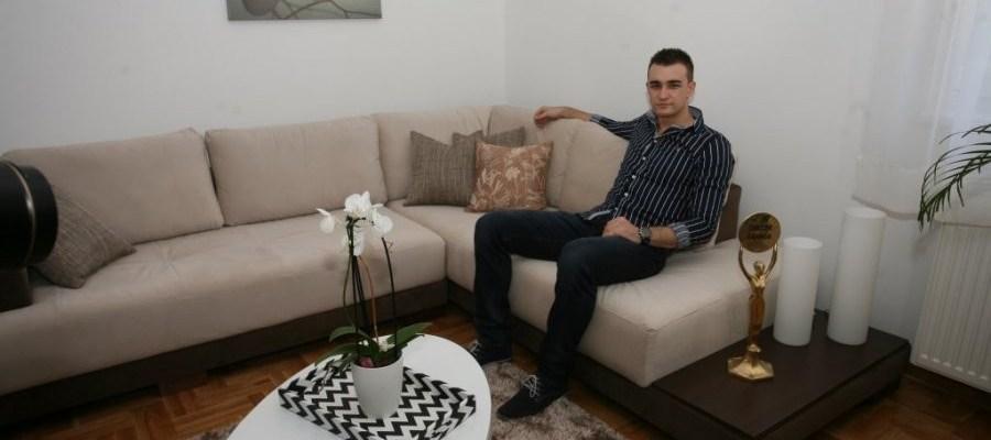 haris berkovic u svom stanu