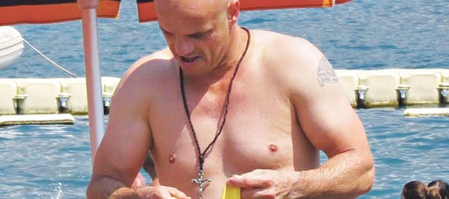 boban rajovic na moru