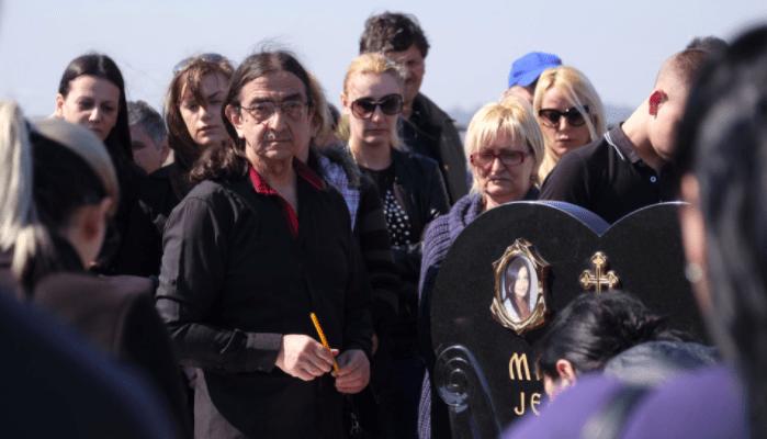 sahrana jelene marjanovic