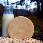 hemp and oat natural soap bar