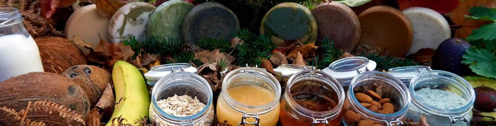 Eight folk soap varieties