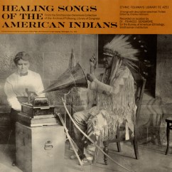 Chair Dance Ritual Song Portable Office Healing Songs Of The American Indians Smithsonian Folkways Recordings