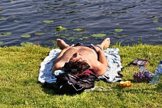 les bienfaits du soleil sans crème solaire