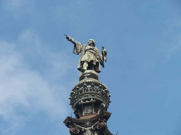 Barcellona- cristoforo-colombo