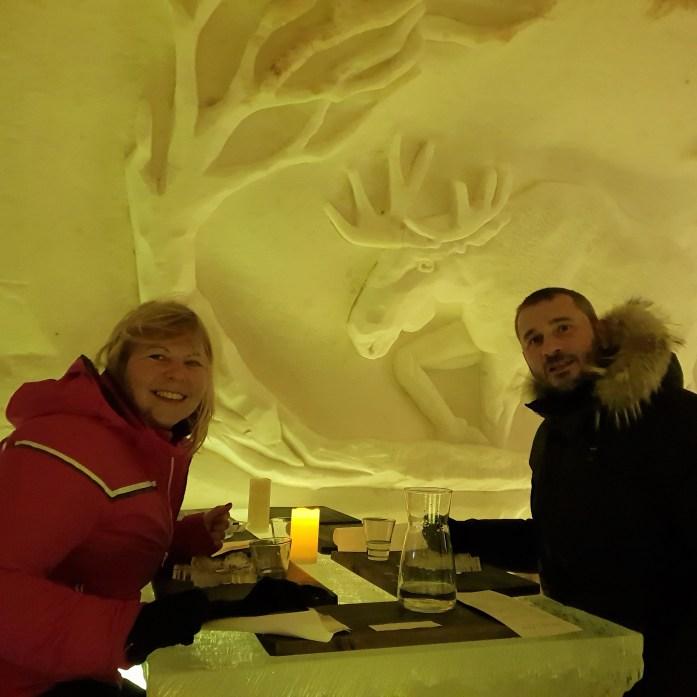 cena-ristorante-di-ghiaccio-lapponia