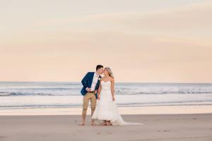 Gold Coast Beach Wedding Photography