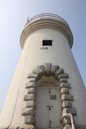 香港最古老158號燈塔