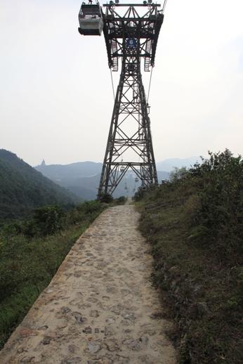 6號纜車塔