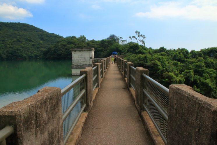 下水塘水壩與水掣房