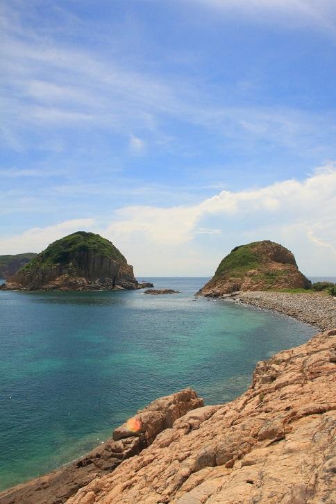 海鰍環的景色