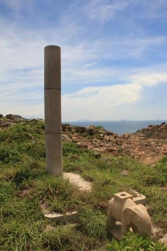圓柱型紀念碑