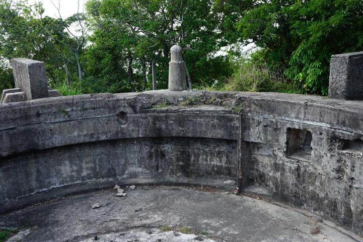 1號炮台遺址
