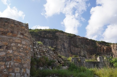 礦場遺址保留得很完整