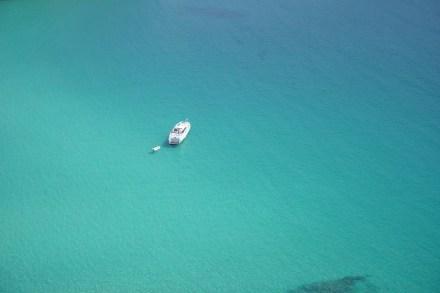 最喜歡的湖水藍