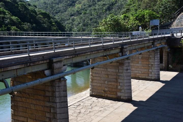 大潭上水塘石橋