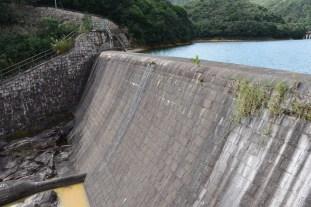 大潭副水塘水壩