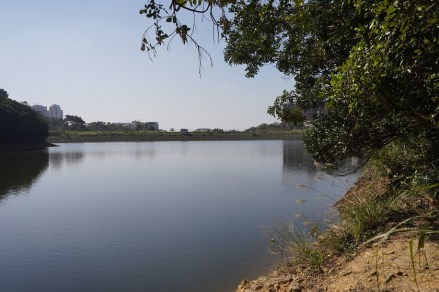 全港第一個水塘