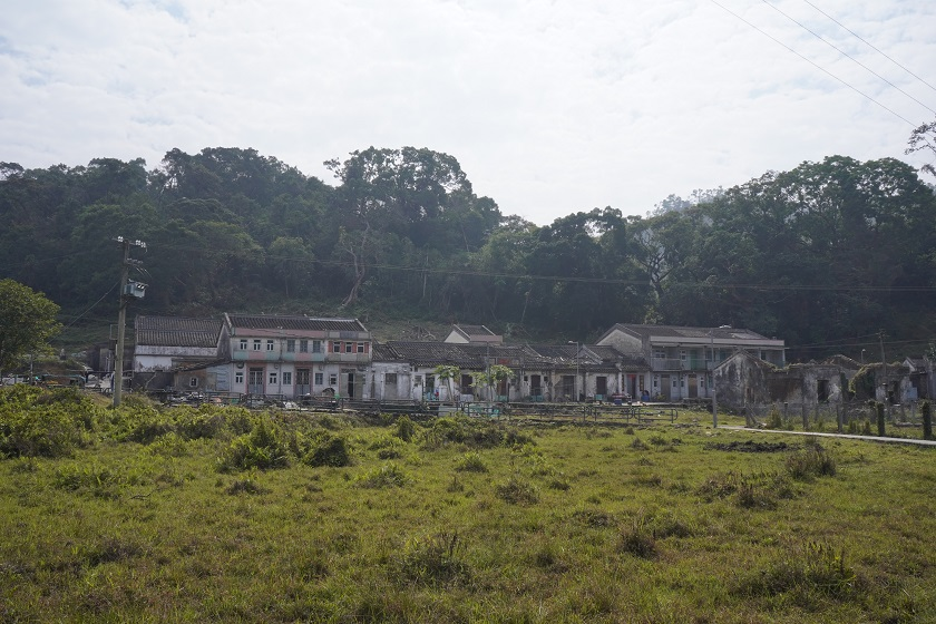 簡樸寧靜的村落