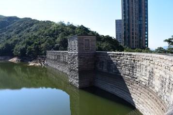 黃泥涌水塘水壩 (法定古蹟)