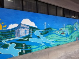 香港仔水塘與黃泥涌水塘