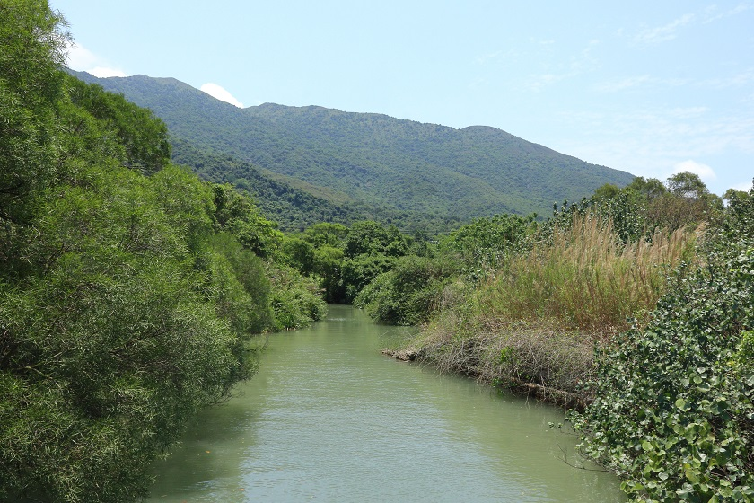沙螺灣的河口